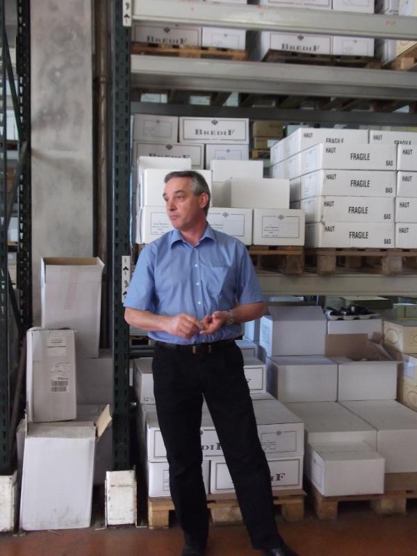Bredif winemaker