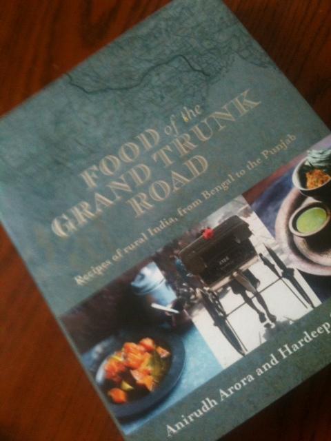 Grand Trunk Road cookbook