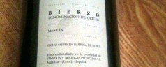 Pittacum 2007, mencia from Bierzo – a shapshot
