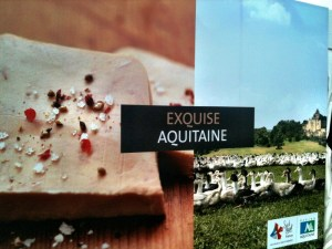 foie gras poster