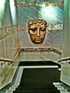 BAFTA stairwell
