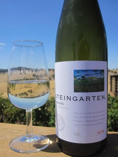 the wine, Steingarten