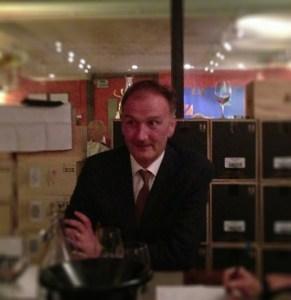 owner, Adrian Vanderspuy