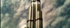 Burj Khalifa, shopping malls and sand dunes, 24 hrs in Dubai