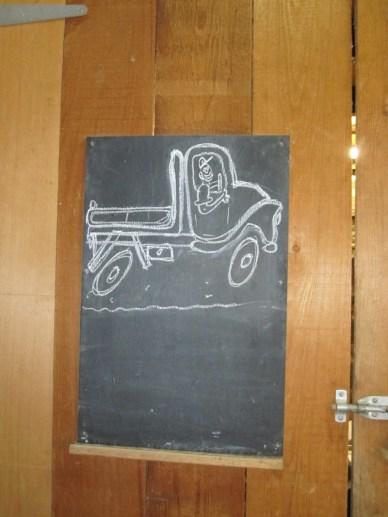 winery noticeboard