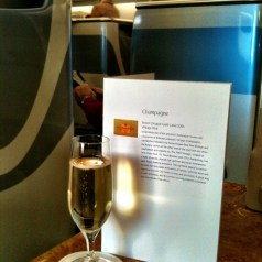 Flying on the Emirates A380 to Adelaide, Australia