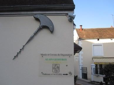 Alain Geoffroy cave & museum