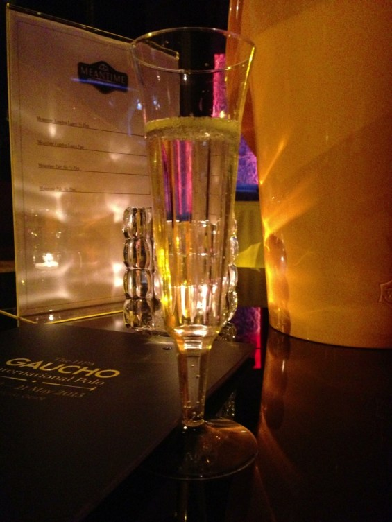 Veuve Clicquot by candlelight