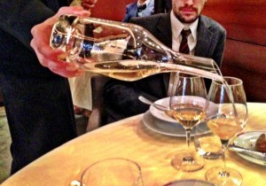 the Billecart-Salmon Decanter