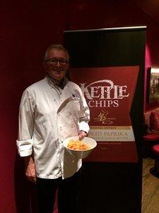 Chef Chris Barnard