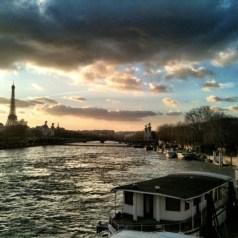 AMEX in Paris, a Sneek Peek at Rungis Market – video