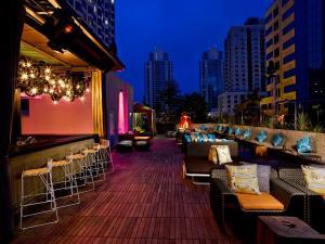 W San Diego - Rooftop bar