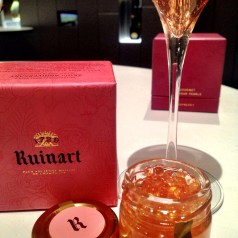 250th anniversary of Ruinart Rose