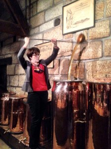 giving the liqueur an airing
