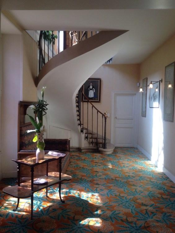 Staircase - Maison Belle Epoque