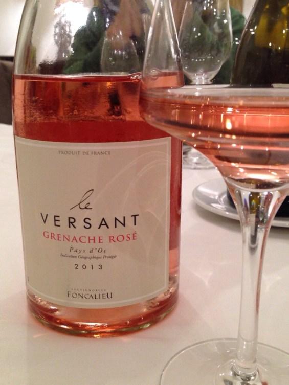 Le Versant rose
