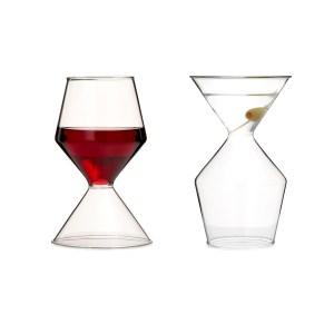 Vino Tipi Flip Glass