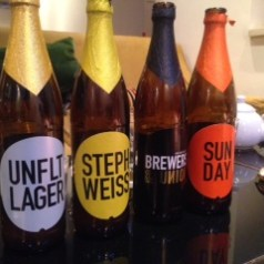 and now for something different…& Union Beer