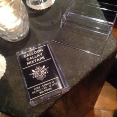 Callooh Callay debut a new menu