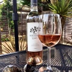 Summertime drinking…Mirabeau Roses
