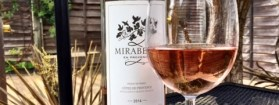 Summertime drinking…Mirabeau Roses