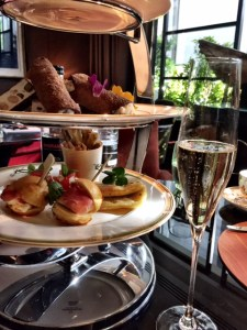 Italian Tea at The Four Seasons Hotel Mayfair London Afternoon tea