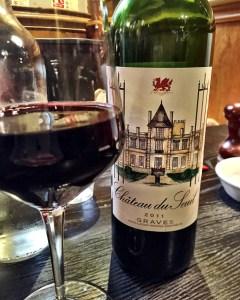 Bordeaux Superior, Graves, red wine, French wine, Raymond Blanc, Brasserie Blanc, London