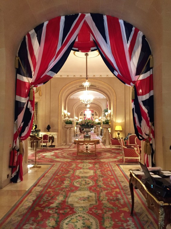 Entryway, The Ritz, London