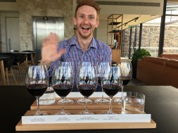 James, your sommelier