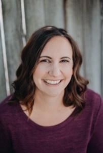 Mel, Mom Writes Podcast