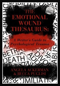 Bookcover for The Emotional Wound Thesaurus: A Writer's Guide to Psychological Trauma