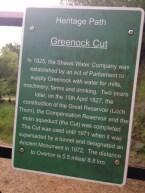 Greenock cut 13
