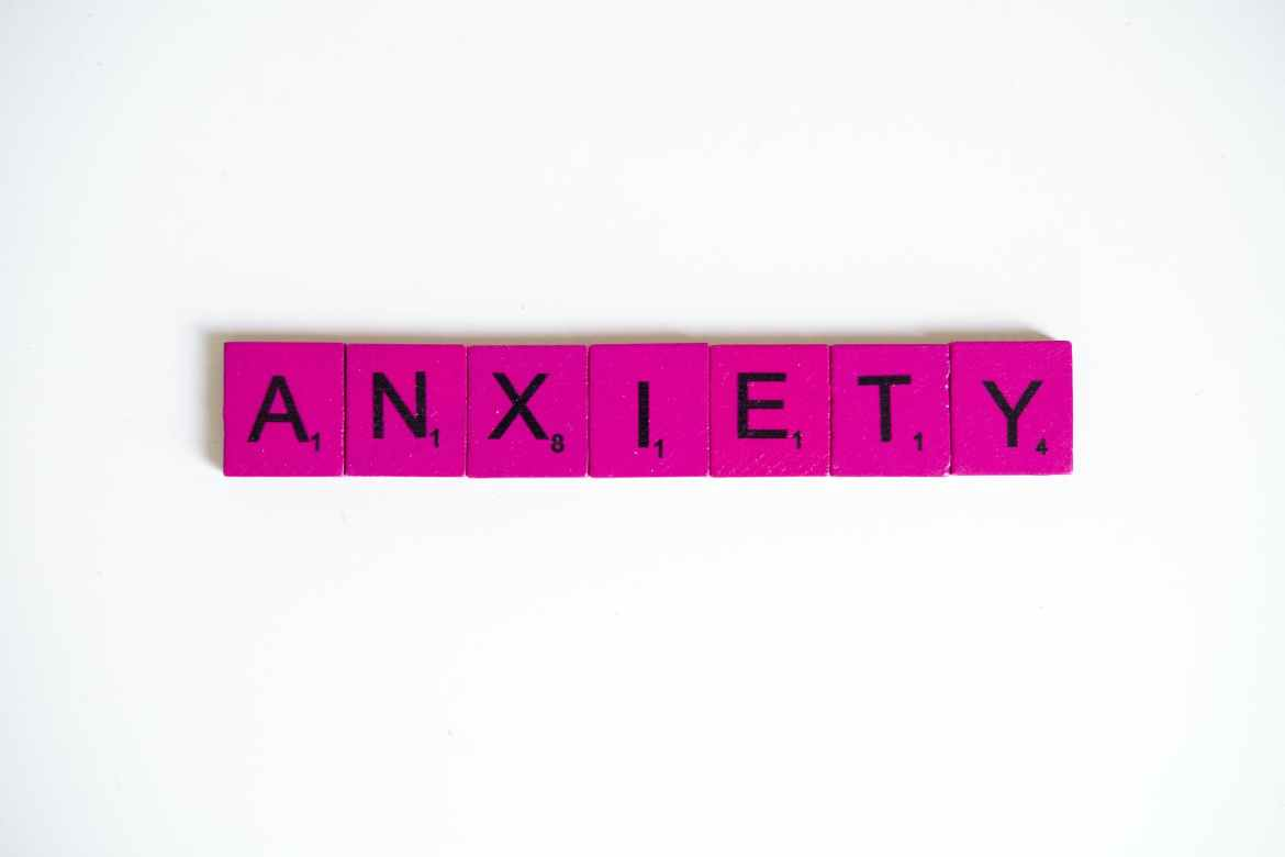 My Mental Health: Anxiety Disorder