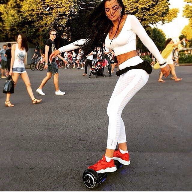 where to ride hoverboard