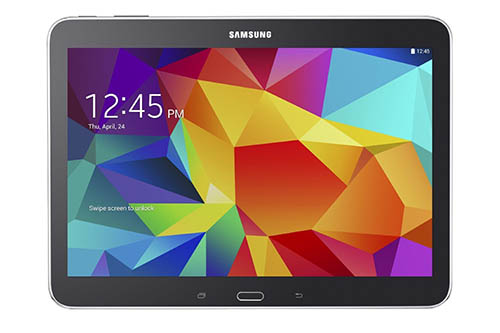 4. Samsung Galaxy Tab 4 10.1 SM-T530 Android 4.4 16GB WiFi Tablet (Black)