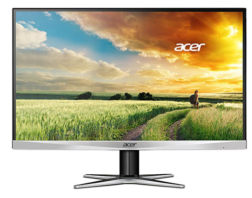 3. Acer G257HU smidpx 25-Inch