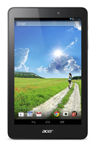 4. Acer Iconia 1 8 B1-810-11TV 8-Inch HD Tablet