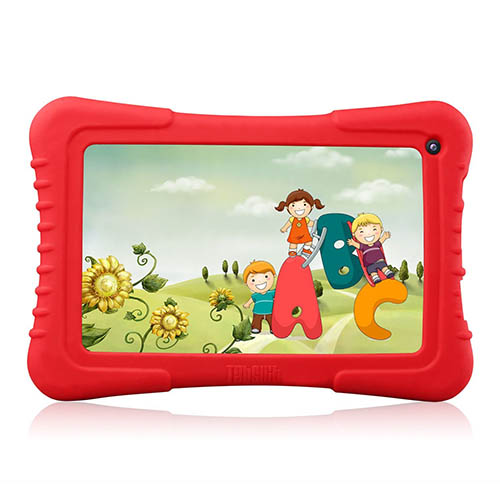 5. Dragon Touch 7-Inch Quad Core Android Kids Tablet, IPS Display With WiFi And Camera And Games
