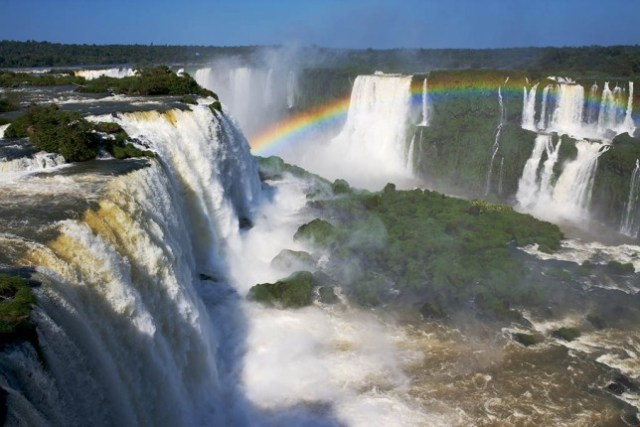 10 Cheapest Countries to Visit: Iguazu Falls
