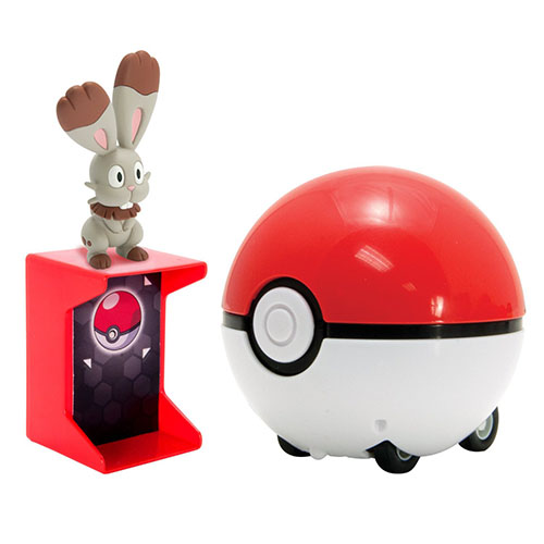 6. Pokémon Catch N Return Pokéball