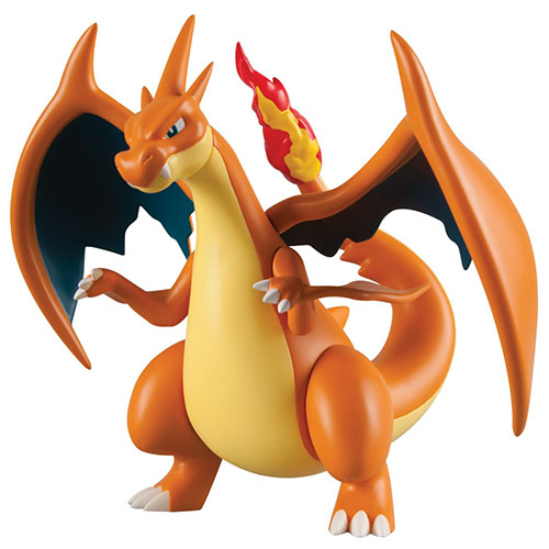 8. Pokémon Articulated Vinyl Figure