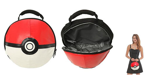 8. Nintendo Big Boys' Mini Pokeball