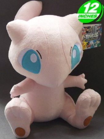 3. Pokemon Soft Stuffed Plush Doll