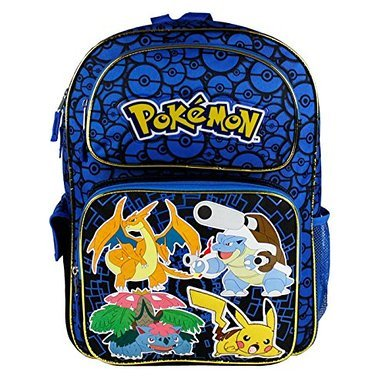 10. Full Size School Backpack
