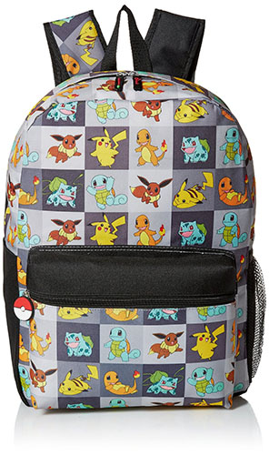 2. Boys' Allover Print Backpack