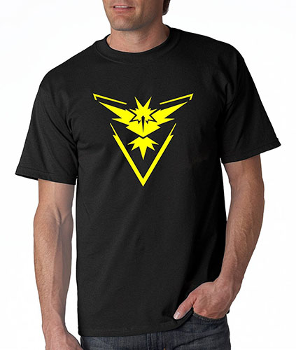 8. Go Team Instinct Black Shirt