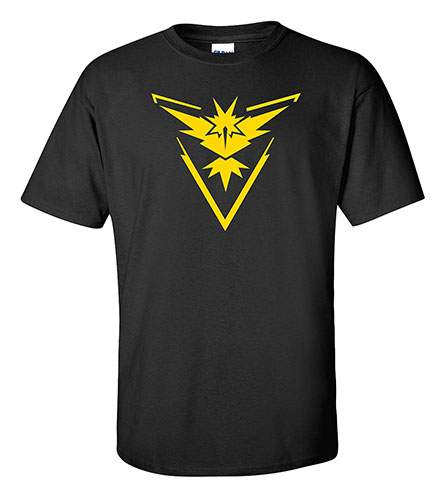 2. Go Team Instinct Black Shirt
