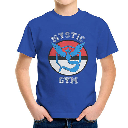 3. Pokemon Go Team Kid's T-Shirt