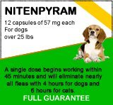 3. Nitenpyram Flea killer