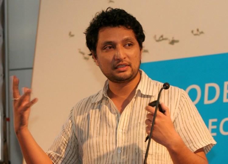 Ashok Sukumaran (Credit: rubra,  ARS ELECTONICA 2007: Prix Forum)